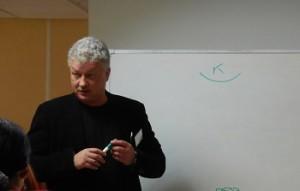 Соколов Сергей Евгеньевич, кандидат психологических наук, психолог, психотерапевт психоаналитической ориентации, Санкт-Петербург
